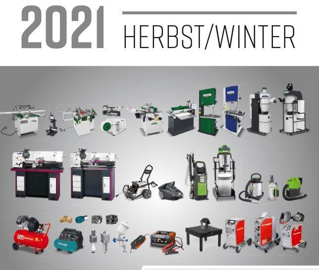 Neuheiten Herbst / Winter 2021-22 image