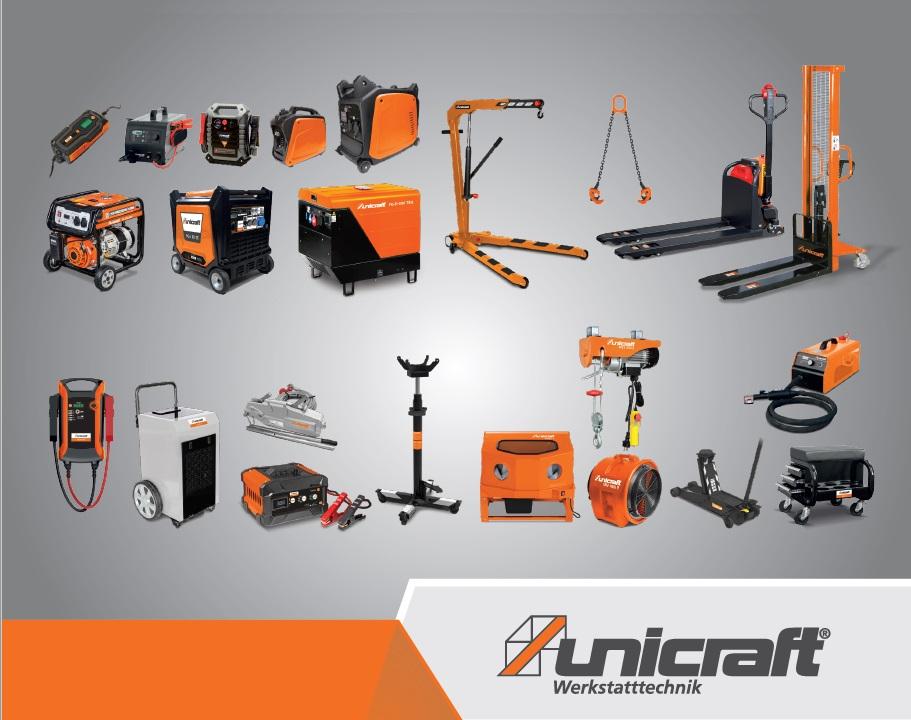 unicraft Werkstatttechnik